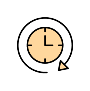 Check on your hives- anytime anywhere icon