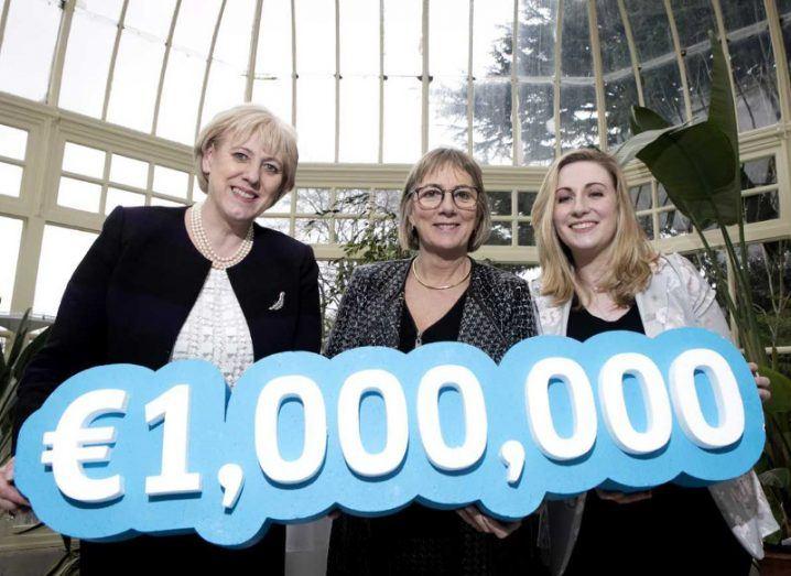 Dr Fiona Edwards Murphy EI Start fund female founder