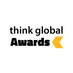 Logo think global awards