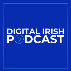 Digital Irish Podcast logo