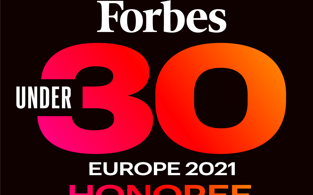 Irish Agtech Founder Features in the 2021 European Forbes 30 under 30 list.