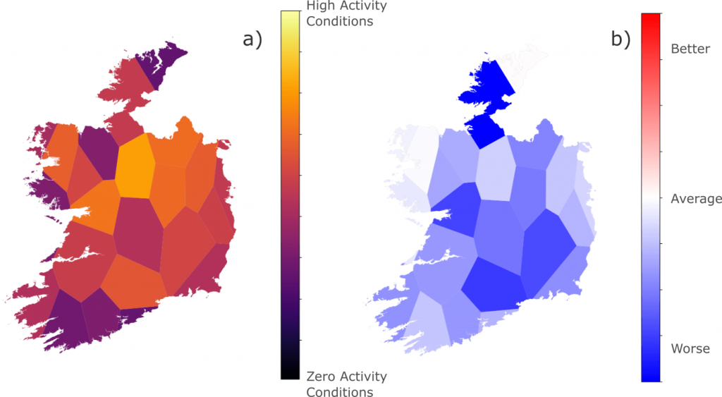 ApisProtect May Honey Bee Foraging Conditions Ireland 2021