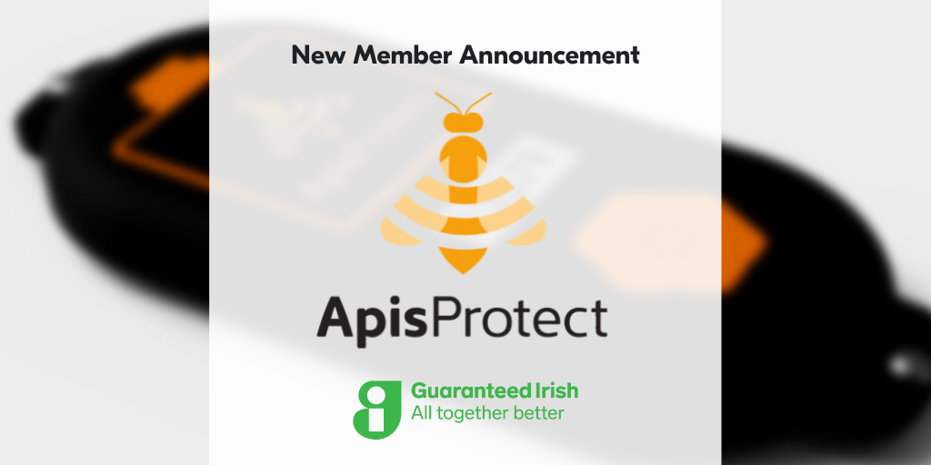 We are proud to be a new member of Guaranteed Irish