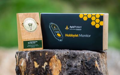 ApisProtect Wins Agri Tech Start-Up Award At This Years Virtual Ploughing Championships
